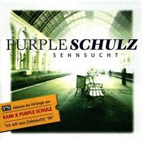 """PURPLE SCHULZ """"SEHNSUCHT/DIE BALLADEN 1984-1999"""" CD NEW"""