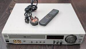 Vintage: Faulty Sony SVO-1500P Professional Video Recorder SONY VHS HI-FI