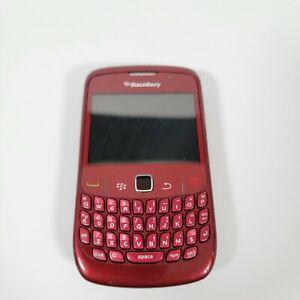 BlackBerry Curve 8530 - Red (Sprint) Smartphone