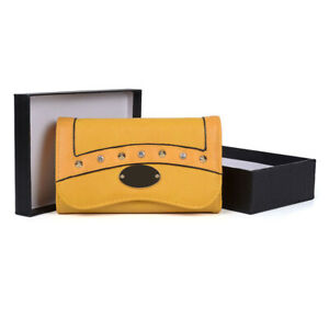 Sally Young Small ladies wallet - Yellow VKP1495