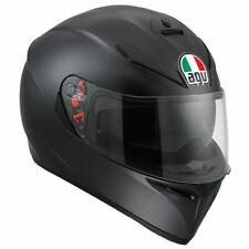 AGV K3 SV-S Mono Matt Black Motorbike Motorcycle Helmet