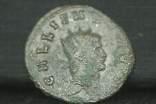 GALLIEN;Antoninien;revers:DIANE(bestiaire);267-268;RIC#181/:LA104