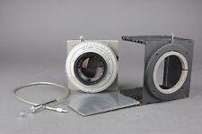 Kodak Commercial Ektar 10in. f/6.3 on NO.4 Acme Synchro Shutter Large Format