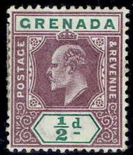 Territory Edward VII (1902-1910) British Postages Stamps