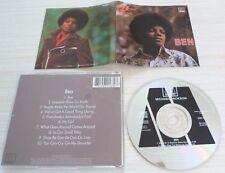 CD ALBUM BEN MICHAEL JACKSON 10 TITRES 1993