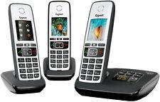 Siemens Gigaset A670A Trio / A 670 A Trio baugleich C430a analog Telefon mit AB