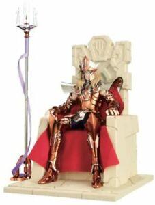 BANDAI Saint Seiya Myth Cloth Poseidon God of Sea Royal Ornament Deluxe Version