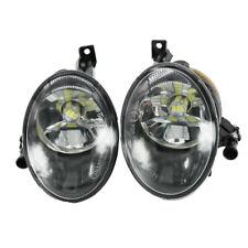 New listing 2Pcs Fit For Vw Touareg 7P 2011-2014 Front Led Fog Lights Fog Lamp 7P6941699/700