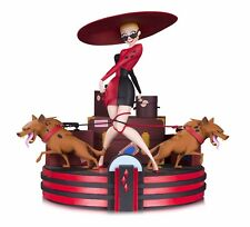 Batman The Animated Series Ms. Quinzel Harley Quinn Holiday Statue DC DIRECT