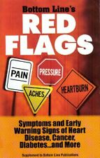 B002Cm64Hm Bottom Lines Red Flags: Symptoms and Early Warning Signs of Heart D