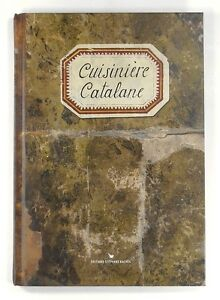 CUISINIERE CATALANE (2006) - Hardback - Near MINT