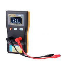 MESR-100 Professional ESR Meter 100kHz In Circuit Tester Capacitor Ohmmeter K2Q6