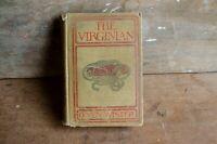 THE VIRGINIAN, BY OWEN WISTER, 1902