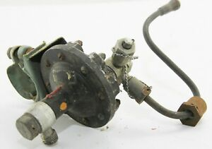Pressure regulator assembly for RAF Venom aircraft (GB10)