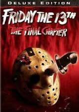 FRIDAY THE 13TH - PART 4: THE FINAL CHAPTER USED - VERY GOOD DVD