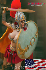 Phicen 1/6 Sparta Female Captain Complete Box Full Set PL2016-98 USA