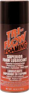 Triflow Foaming Bike Lube - 10 fl oz, Aerosol