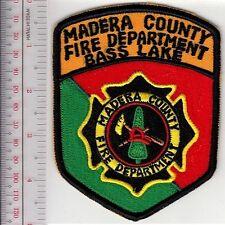 Hot Shot Wildland Fire Crew CDF California Madera County Fire Department Bass La