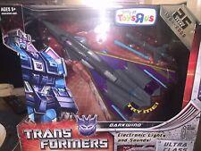 Hasbro Exclusive Transformers Universe Generation 1 Ultra - Darkwind Action...