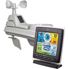 AcuRite 1528 5-in-1 Color Weather Station with Wind and Rain