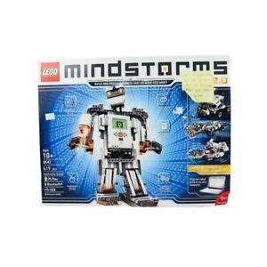 LEGO 8547 Mindstorms NXT 2.0 technic robot Complete set - CONTROL UNIT FAULTY