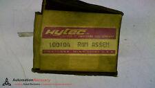 HYTEC 100104 THREADED BODY PNEUMATIC CYLINDER RAM ASSEMBLY, NEW #149296