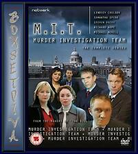 MIT: MURDER INVESTIGATION TEAM - THE COMPLETE SERIES  **BRAND NEW DVD **