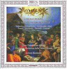 Perosi: Il Natale De Redentore Et Al., New Music