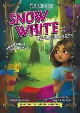 Snow White and the Seven Dwarfs: An Interactive Fairy Tale Adventure (Paperback