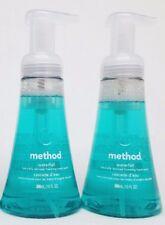 2 Method Waterfall Naturally Derived Foaming Hand Wash 10 fl oz