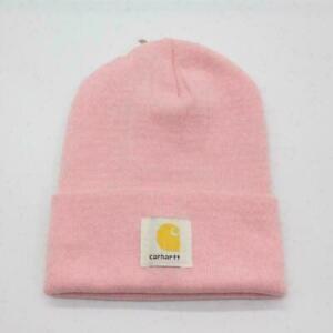Carhartt Authentic Acrylic Watch Hat Beanie Warm Knit Men's Women's Cap A18 New