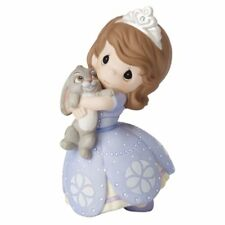 Sofia the First Rabbit Precious Moments Figurine There's No Bunny Like You Nwob