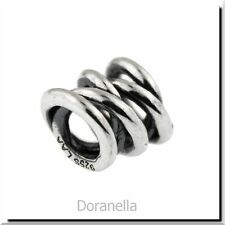 Authentic Trollbeads Sterling Silver 11317 Three Siblings, Silver :1