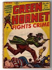 HARVEY PUBLICATIONS Comics GREEN HORNET Golden age #38 Vol 1 2.0 1948