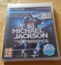 PS3 - MICHAEL JACKSON THE EXPERIENCE - PERFETTO - MANUALE ITALIANO