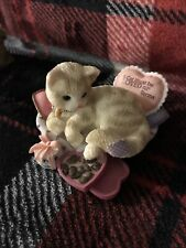 Calico Kittens #686557 A Cat Must Be Loved on Its Own Terms Enesco Valentines