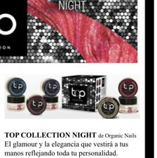 Organic Nails Acrylic Powder: Collection Coleccion TOP NIGHT. Free Shipping