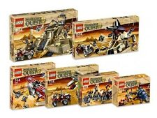 Lego Pharaohs Quest The Complete Collection 7327 7326 7325 7307 + More Egypt New