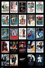 James Bond (Movie Posters) - Maxi Poster - 61cm x 91.5cm PP33726 - 155