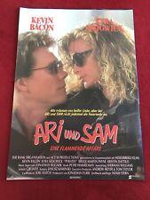Ari und Sam Kinoplakat Poster A1, Kevin Bacon, Kyra Sedgwick