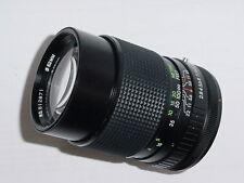 CANON FD MOUNT FIT VIVITAR 135mm F/2.8 MC MANUAL FOCUS LENS ** Ex+++
