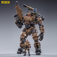 1:25 JOYTOY Steel Bone Armor Desert Ver Soldier Action Figure Gift JT0807
