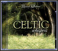 CELTIC WHISPERS MUSIC CD, INSTRUMENTAL IRISH TUNES, New and Sealed