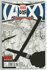 AVX CONSEQUENCES # 2 * Second Print VARIANT *