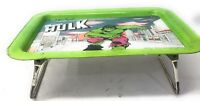 Vintage Marvel 1979 The Incredible Hulk Metal TV Lap Tray