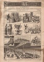 1881 Scientific American October 8 - Boot and shoe making; Garfield assassinated
