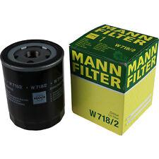 Original MANN-FILTER Ölfilter Oelfilter W 718/2 Oil Filter