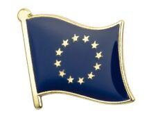 EU European Union Flag Badge Pin Vote Remain Scotland Enamel Lapel