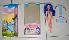 Bambola La principessa AURORA GARDALAND Doll Prezzemolo gadget promo MASCOTTE