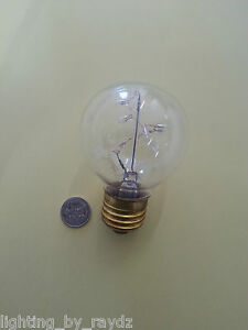 E27 Retro 24 Volt light bulb Pack of 5